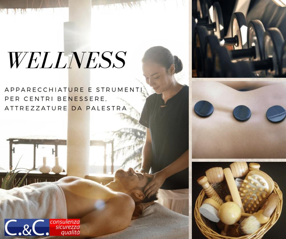 Marcatura CE dei prodotti per il wellness